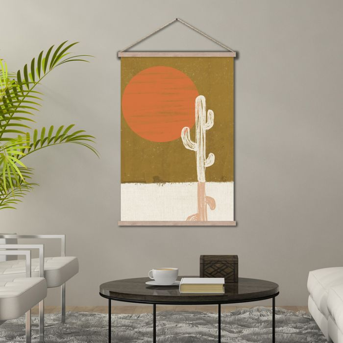 FP Collection Hanging Art Sunset  ] 183976P - Flower Power