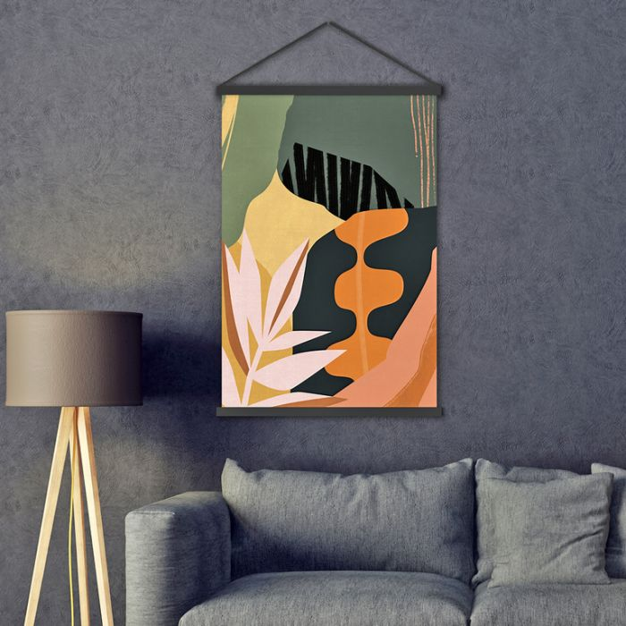 FP Collection Hanging Art Amazon  ] 183977P - Flower Power
