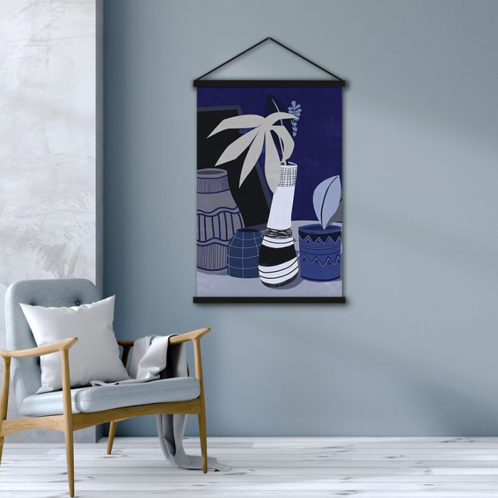FP Collection Hanging Art Austin  ] 183978P - Flower Power