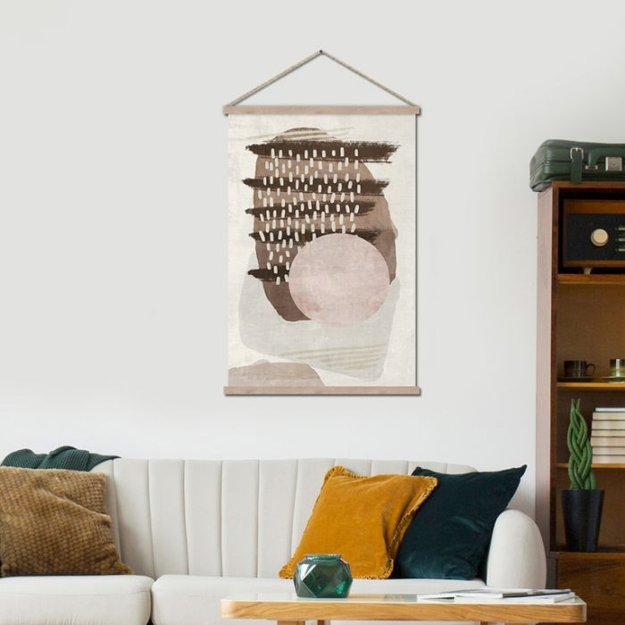 FP Collection Hanging Art Cooper  ] 183981P - Flower Power