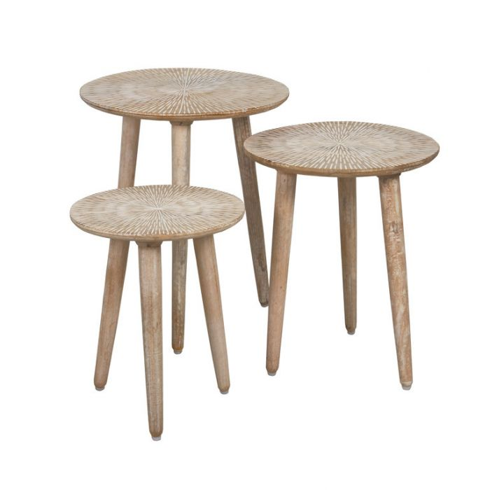 FP Collection Avora Side Table  ] 184397P - Flower Power