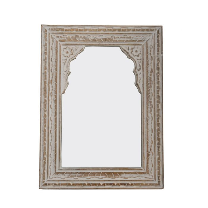 FP Collection Pia Carved Mirror  ] 184411 - Flower Power