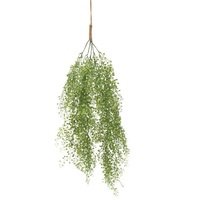 FP Collection Artificial Hanging Leaves Green  ] 184457 - Flower Power