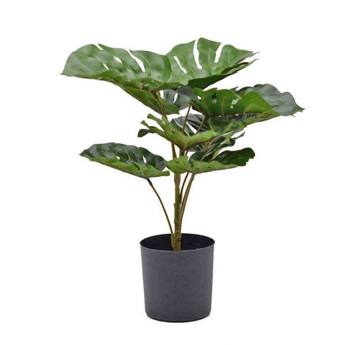 FP Collection Artificial Potted Monstera Plant  ] 184475 - Flower Power
