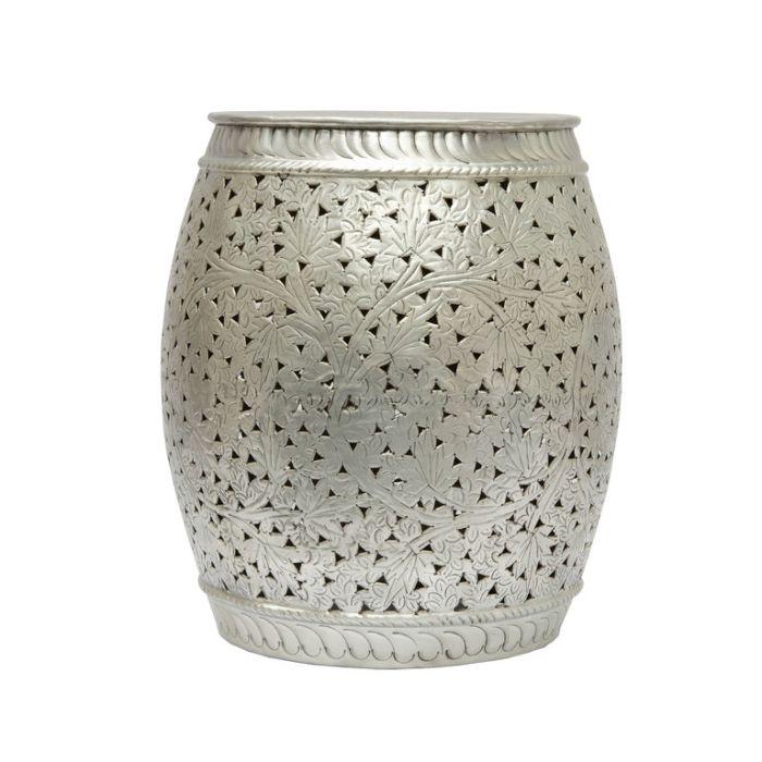 FP Collection Alena Aluminium Stool  ] 184491 - Flower Power