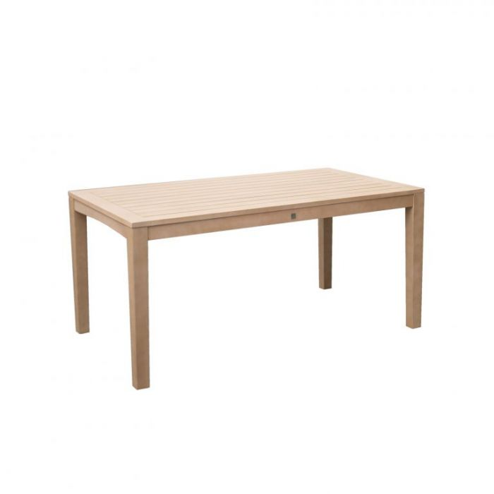 FP Collection Alpine Outdoor Dining Table  ] 184753P - Flower Power