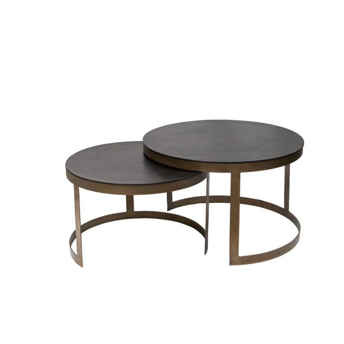 FP Collection Adina Coffee Table Bronze  ] 184878P - Flower Power