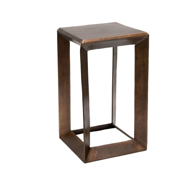 FP Collection Brooklyn Side Table Oil Brass  ] 184895 - Flower Power