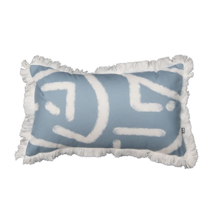 FP Collection Outdoor Cushion Pintora Blue  ] 186292 - Flower Power
