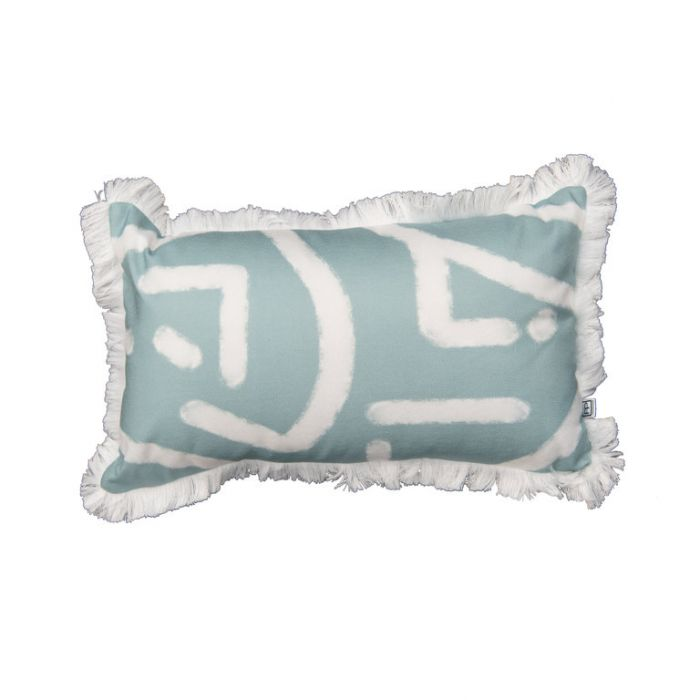 FP Collection Outdoor Cushion Pintora Sage  ] 186298 - Flower Power
