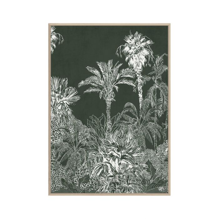 FP Collection Canvas Tropical B  ] 186414 - Flower Power