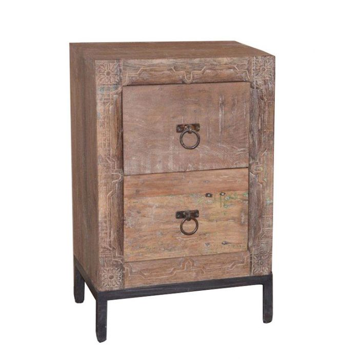 FP Collection Amari Bedside Table  ] 186457 - Flower Power