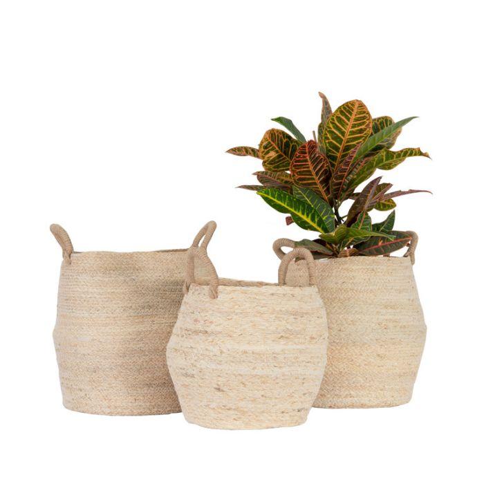 FP Collection Jasper Basket  ] 187035P - Flower Power