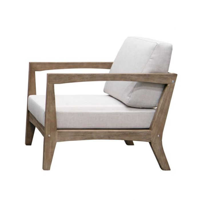 FP Collection Alpine Outdoor 5 Seater Lounge Setting in Coffee  ] 189240 - Flower Power