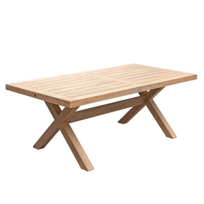 FP Collection Bordeaux Dining Table Sand  ] 189242 - Flower Power