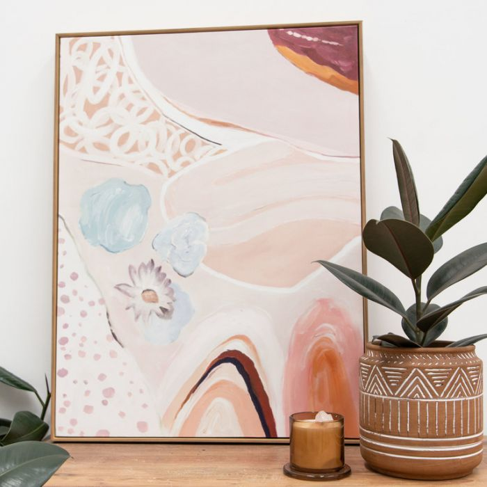 FP Collection Canvas Iluka  ] 190839 - Flower Power