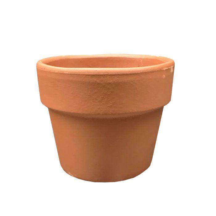 Deroma Cache Perfetto Pot Terracotta  ] 191942023766 - Flower Power