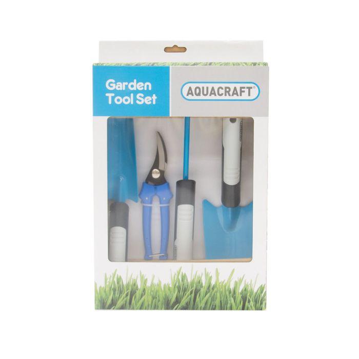 Aquacraft Classic Garden Tool Set  ] 4712755940444 - Flower Power