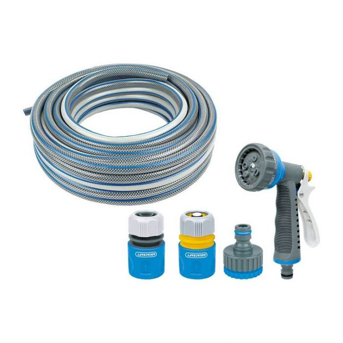 Aquacraft 15m Deluxe Hose With Fittings  ] 4712755949003 - Flower Power