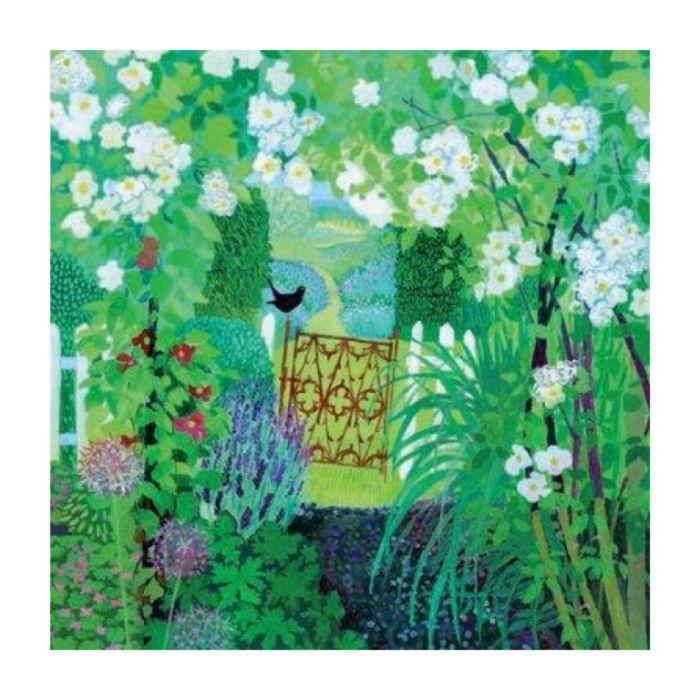 Almanac Gallery Country Garden Card  ] 5019906306234 - Flower Power