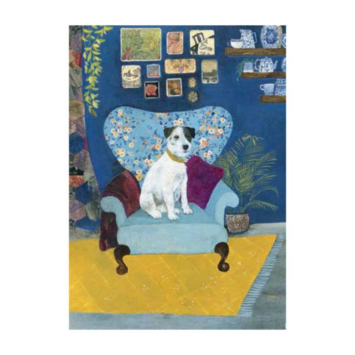 Almanac Gallery Favourite Spot Card  ] 5019906406156 - Flower Power