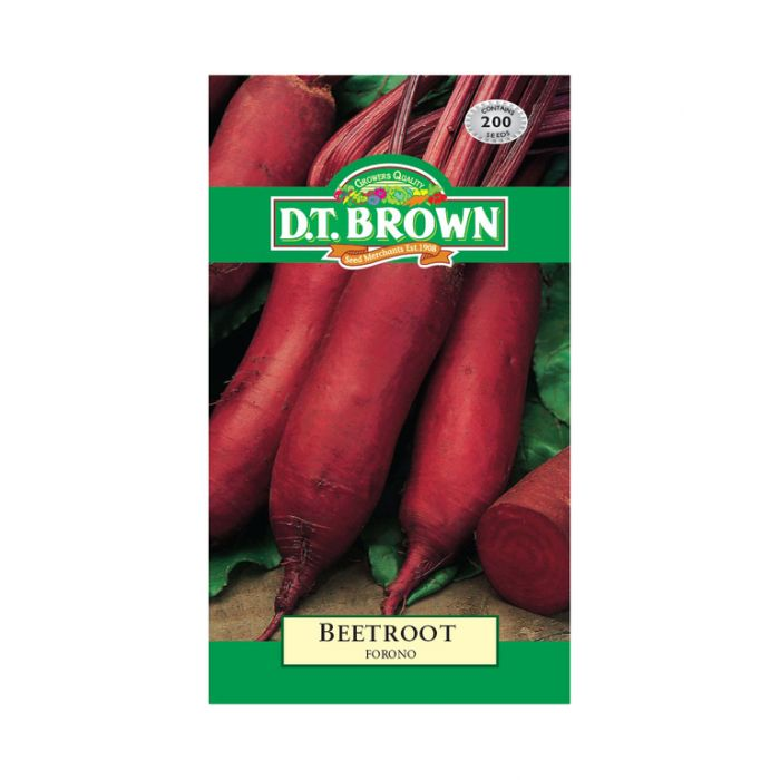 D.T. Brown Beetroot Forono  ] 5030075020677 - Flower Power