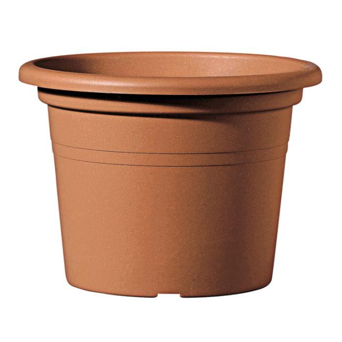 Deroma Farnese Round Pot Terracotta  ] 726232068440P - Flower Power