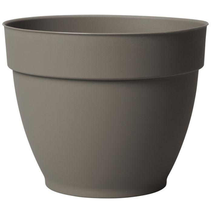 Deroma Ninfea Round Pot Stone  ] 726232541493P - Flower Power