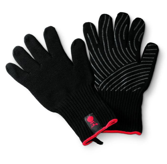 Weber® High Temperature Premium BBQ Gloves - Small  ] 77924011153 - Flower Power