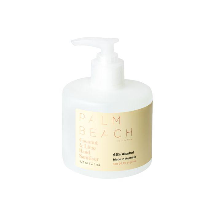 Palm Beach Hand Sanitiser Coconut & Lime  ] 793591867564 - Flower Power