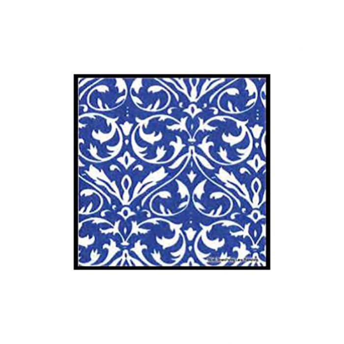 Thirstystone Coaster Collections Blue Damask  ] 795785210088 - Flower Power