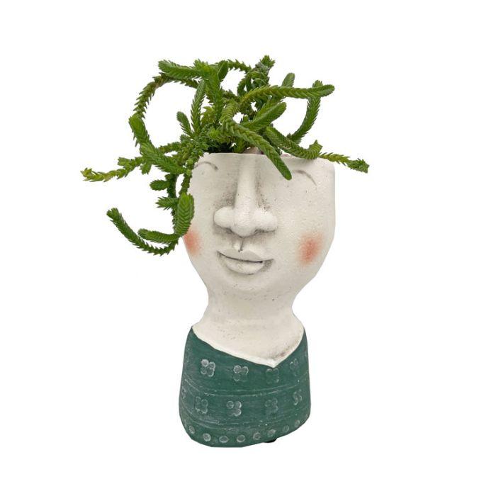Living Trends Concrete Marjorie Planter  ] 9041309999 - Flower Power