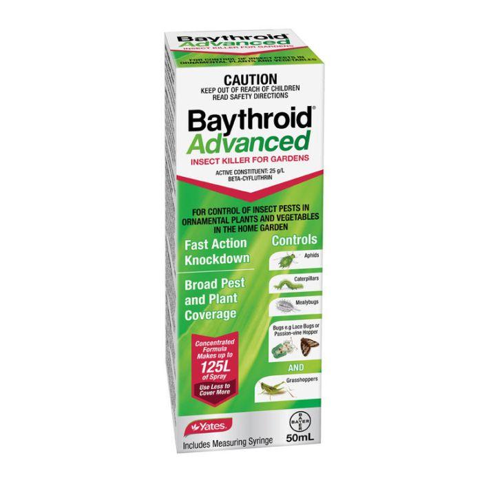 Baythroid Advanced Insect Killer for Gardens  ] 9310428553547 - Flower Power
