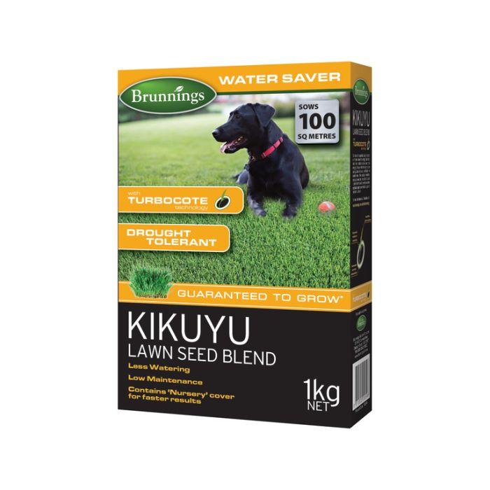Brunnings Kikuyu Lawn Seed  ] 9310522000596 - Flower Power