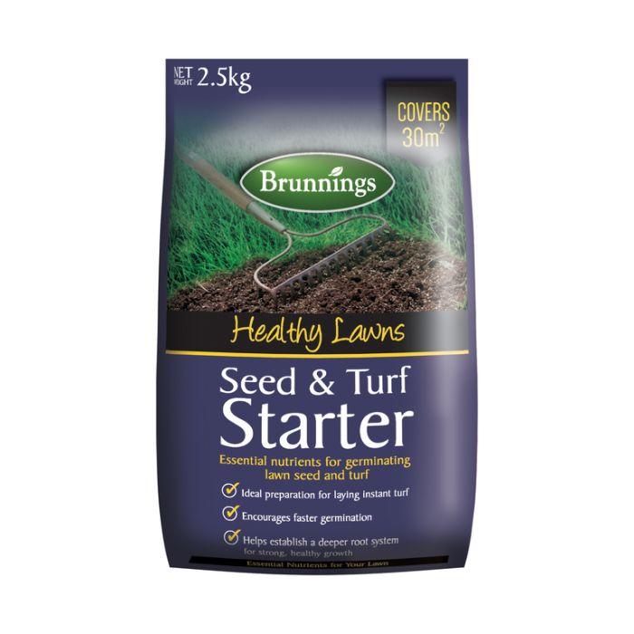 Brunnings Seed Starter  ] 9310522020051 - Flower Power