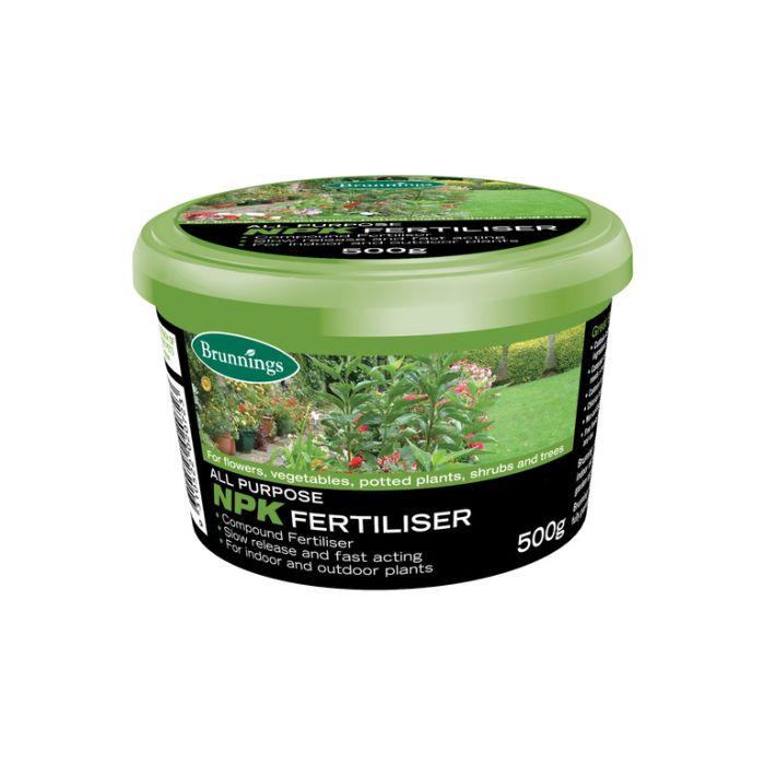 Brunnings NPK All Purpose Fertiliser  ] 9310522021331 - Flower Power