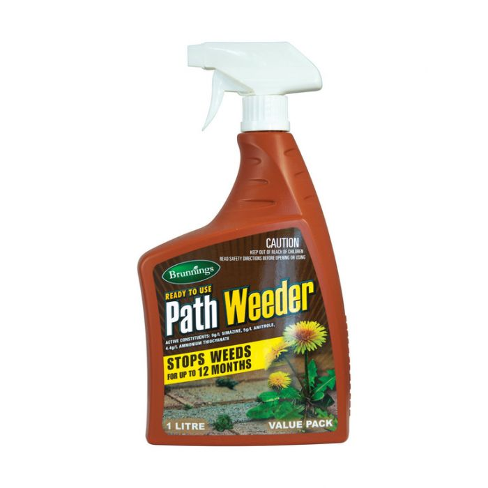 Brunnings Path Weeder Ready To Use  ] 9310522100289P - Flower Power