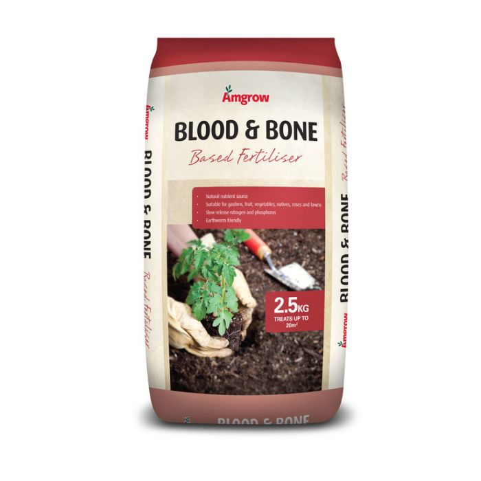 Amgrow Blood & Bone  ] 9310943550007P - Flower Power