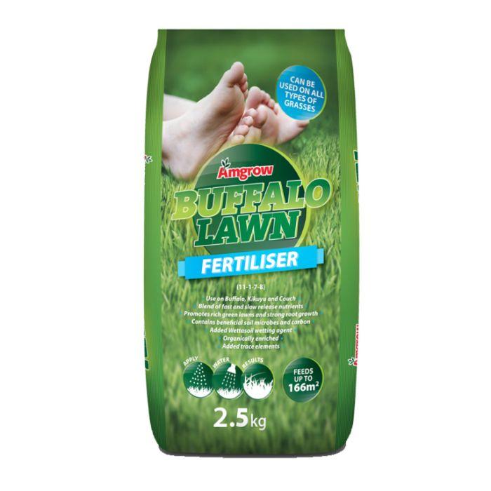 Amgrow Buffalo Lawn Fertiliser  ] 9310943550144P - Flower Power