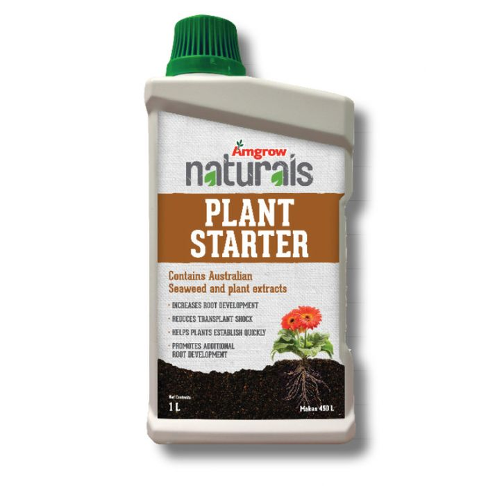 Amgrow Naturals Plant Starter Seaweed  ] 9310943600009 - Flower Power