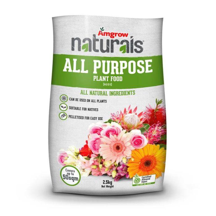 Amgrow Naturals All Purpose  ] 9310943602881 - Flower Power