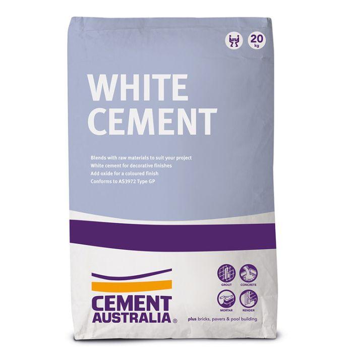 Cement White 20kg  ] 9311808021533 - Flower Power