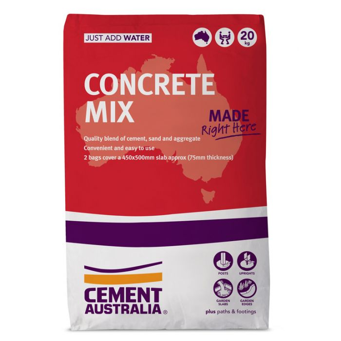 Concrete 20kg  ] 9311808031136 - Flower Power