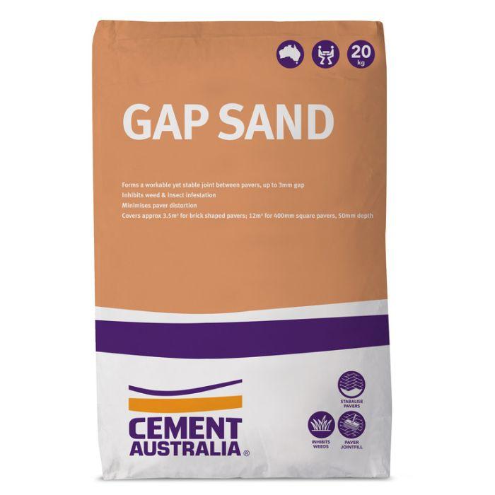 Gap Sand 20kg  ] 9311808035400 - Flower Power