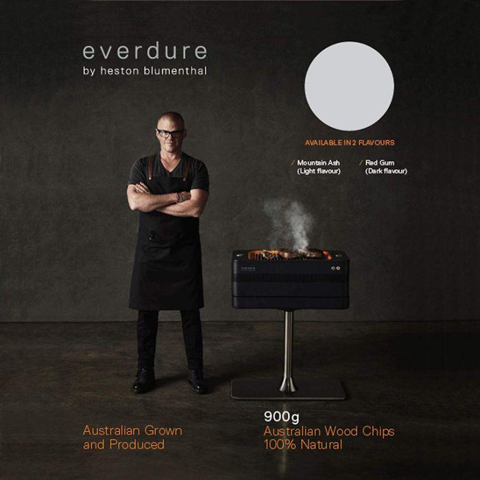 Everdure Australian Red Gum Smoking Chips  ] 9312646026407 - Flower Power