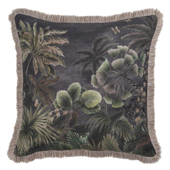 Maison by Rapee Cascade Noir Cushion  ] 9312798196010 - Flower Power