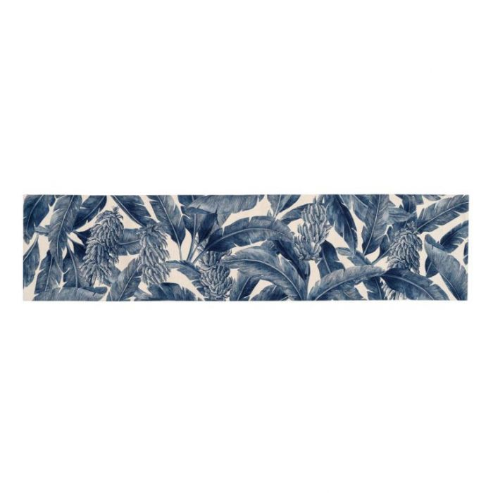 Maison by Rapee Tropicana Outdoor Table Runner Navy  ] 9312798199141 - Flower Power