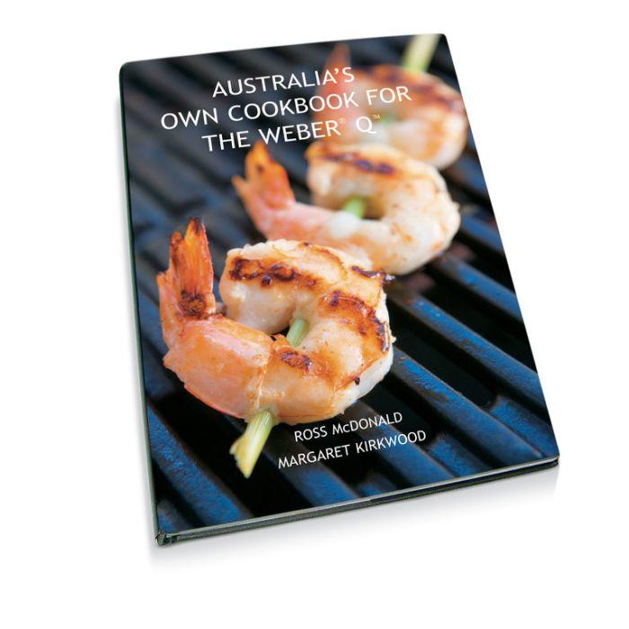 Australia s Own Cookbook for the Weber Q  ] 9312929001312 - Flower Power