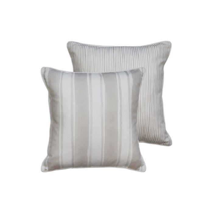 Madras Link Fraser Stripe Sand Cushion  ] 9320947165190 - Flower Power