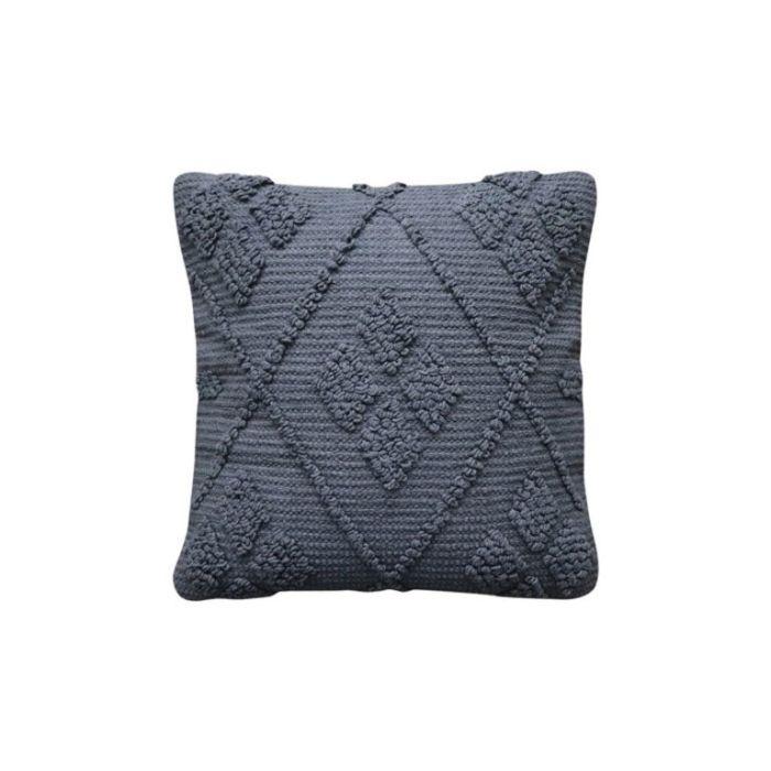 Madras Link Lisbon Charcoal Cushion  ] 9320947166722 - Flower Power